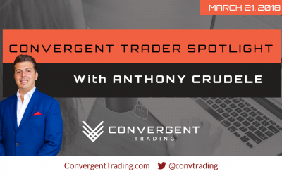 Convergent Trader Spotlight Event w/Anthony Crudele