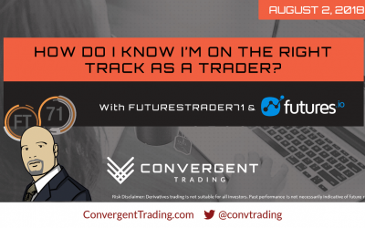 Convergent Trading w/FIO – How Do I Know I'm On The Right Track As A Trader? – 08/02/18