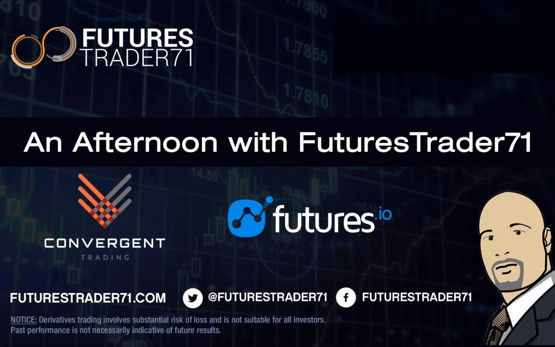 Convergent Trading w/FIO – CME Micro-Indices: New Trading Opportunities w/FuturesTrader71 – 04/25/19
