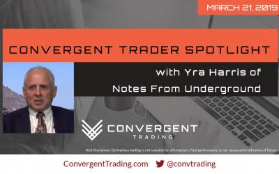 Convergent Trader Spotlight Event w/Yra Harris