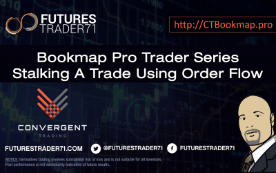 Stalking Trades Using Order Flow – Bookmap Pro Trader Webinar – 09/25/19