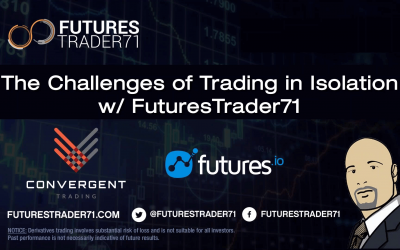 Convergent Trading w/FIO – Challenges of Trading in Isolation w/ FuturesTrader71 – 02/04/20