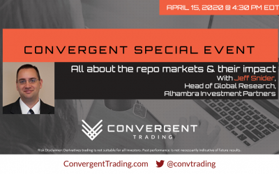 Convergent Special Event – All About The Repo Markets & Their Impact w/ Jeff Snider