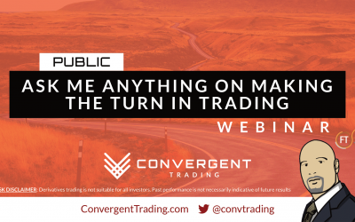 Public AMA on making the turn in trading